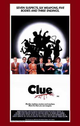 Clue - 11 x 17 Movie Poster - Style B
