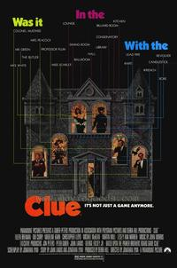 Clue - 43 x 62 Movie Poster - Bus Shelter Style A