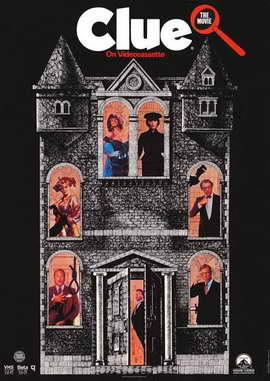 Clue - 11 x 17 Movie Poster - Style C