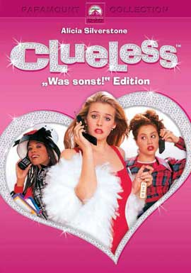 Clueless - 11 x 17 Movie Poster - German Style A