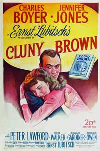 Cluny Brown - 27 x 40 Movie Poster - Style A