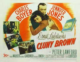 Cluny Brown - 27 x 40 Movie Poster - Style B