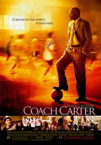 Coach Carter - 43 x 62 Movie Poster - Bus Shelter Style A