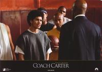Coach Carter - 11 x 14 Poster German Style B