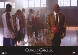 Coach Carter - 11 x 14 Poster German Style C