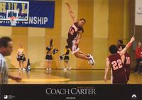 Coach Carter - 11 x 14 Poster German Style D
