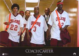 Coach Carter - 11 x 14 Poster German Style G