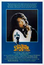 Coal Miner's Daughter - 27 x 40 Movie Poster - Style A