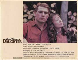 Coal Miner's Daughter - 11 x 14 Movie Poster - Style A
