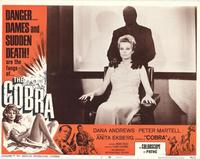 The Cobra - 11 x 14 Movie Poster - Style E