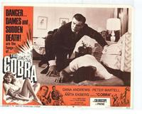 The Cobra - 11 x 14 Movie Poster - Style G