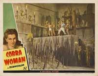 Cobra Woman - 11 x 14 Movie Poster - Style B