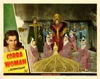Cobra Woman - 11 x 14 Movie Poster - Style C