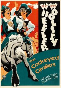 Cockeyed Cavaliers - 11 x 17 Movie Poster - Style A