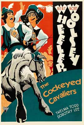 Cockeyed Cavaliers - 27 x 40 Movie Poster - Style A