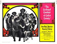Cockeyed Cowboys of Calico County - 11 x 14 Movie Poster - Style A