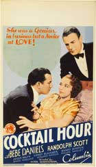 Cocktail Hour - 11 x 17 Movie Poster - Style A