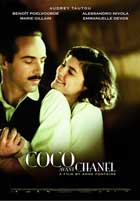 Coco Avant Chanel - 27 x 40 Movie Poster - Style B