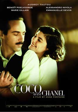 Coco Avant Chanel - 43 x 62 Movie Poster - Bus Shelter Style B