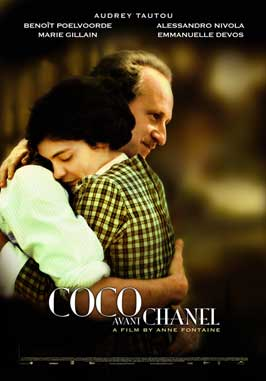 Coco Avant Chanel - 27 x 40 Movie Poster - Style C