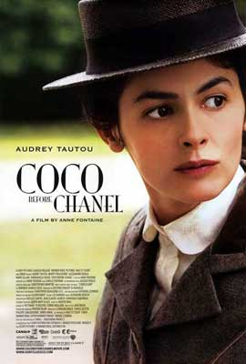 Coco Before Chanel - 27 x 40 Movie Poster - Style A