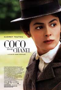 Coco Before Chanel - 43 x 62 Movie Poster - Bus Shelter Style A