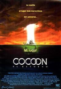 Cocoon: The Return - 27 x 40 Movie Poster - Spanish Style A