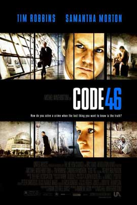 Code 46 - 11 x 17 Movie Poster - Style A