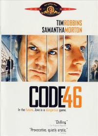Code 46 - 11 x 17 Movie Poster - Style B