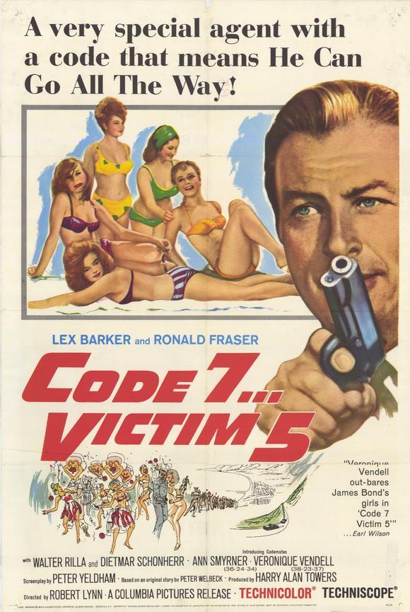 Code 7, Victim 5 movie