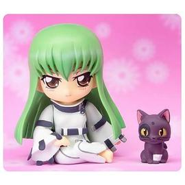 Code Geass: Lelouch of the Rebellion (TV) - R2 C.C. Chibi-Arts Mini-Figure