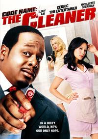 Code Name: The Cleaner - 11 x 17 Movie Poster - Style B