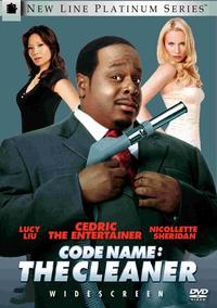 Code Name: The Cleaner - 11 x 17 Movie Poster - Style A