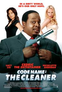Code Name: The Cleaner - 11 x 17 Movie Poster - Style C