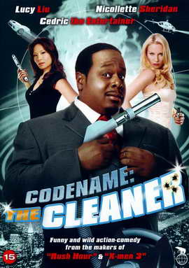 Code Name: The Cleaner - 27 x 40 Movie Poster - Style C