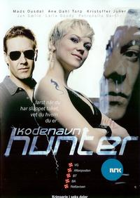 Codename Hunter (TV) - 11 x 17 TV Poster - Norwegian Style A