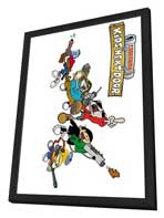 Codename: Kids Next Door (TV) - 27 x 40 TV Poster - Style A - in Deluxe Wood Frame