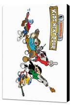 Codename: Kids Next Door (TV) - 27 x 40 TV Poster - Style A - Museum Wrapped Canvas
