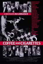 Coffee and Cigarettes - 27 x 40 Movie Poster - Style A