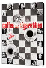 Coffee and Cigarettes - 11 x 17 Movie Poster - Style B - Museum Wrapped Canvas
