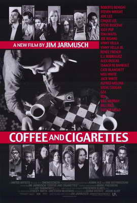 Coffee and Cigarettes - 11 x 17 Movie Poster - Style A