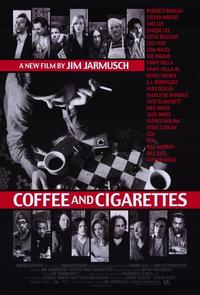 Coffee and Cigarettes - 43 x 62 Movie Poster - Bus Shelter Style A