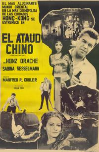 Coffin from Hong Kong - 27 x 40 Movie Poster - Spanish Style A