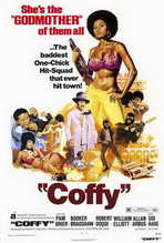 Coffy - 27 x 40 Movie Poster