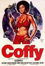 Coffy - 11 x 17 Movie Poster - Style C