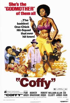 Coffy - 11 x 17 Movie Poster - Style A
