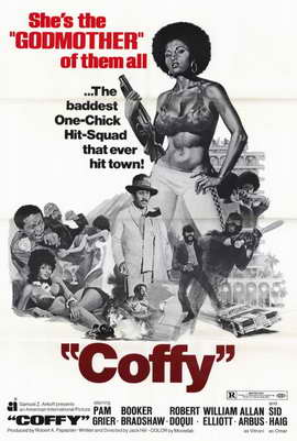 Coffy - 11 x 17 Movie Poster - Style D