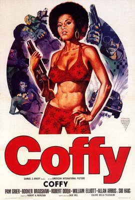 Coffy - 11 x 17 Movie Poster - Style C