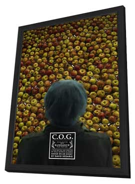 C.O.G. - 11 x 17 Movie Poster - Style A - in Deluxe Wood Frame