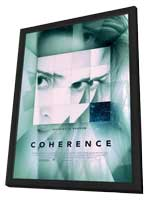 Coherence - 11 x 17 Movie Poster - Style A - in Deluxe Wood Frame